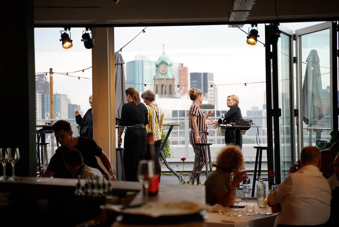 Fontein Rooftoprestaurant